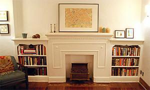 Źródło: http://www.delachambre.net/2012/02/fireplace-inspirations.html