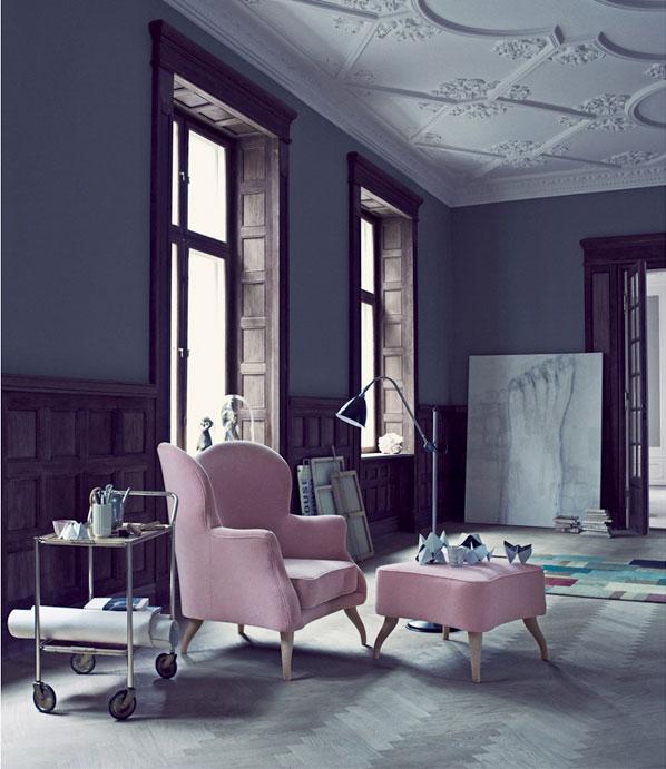 Stylizacja salonu