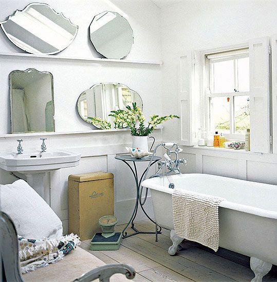 Boazeria płycinowa w łazience