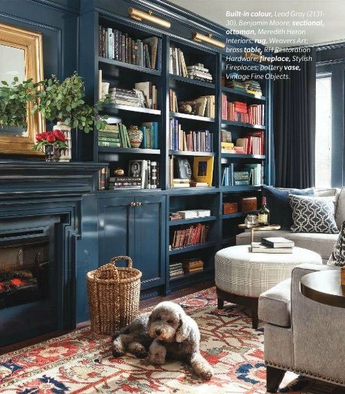 Study And Living Room Decorating Ideas: Estetyczne I Funkcjonalne Aranżacje