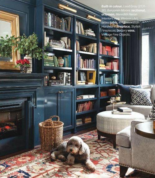 Domowa biblioteka estetyczne i funkcjonalne aran acje for Decoradores e interioristas en valencia