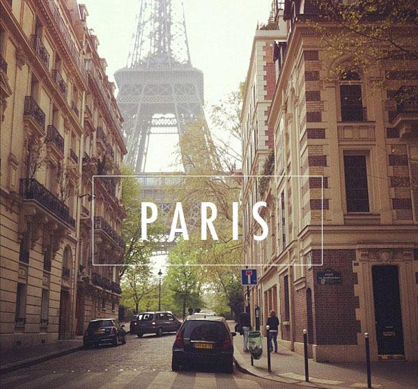 Naprzemienne, pasowe ułożenie cegły paryskiej kamienicy