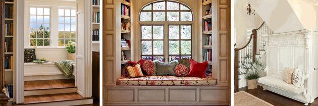 Pomysły na aranżację siedziska jako miejsca odpoczynku
