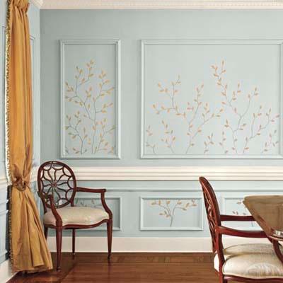 Stylowe Wykończenie ścian Profile Dekoracyjne