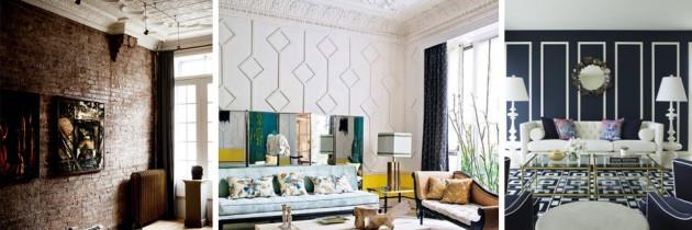 Pomysły na wykorzystanie listew dekoracyjnych w nowoczesnych wnętrzach
