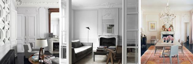 Paryskie apartamenty – inspiracja dla polskich kamienic