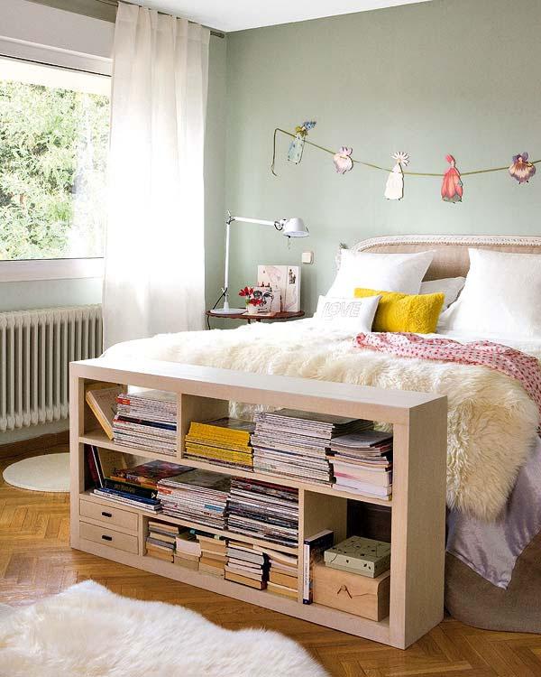 Jasna sypialnia