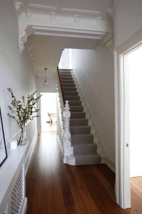 Proste schody jednobiegowe