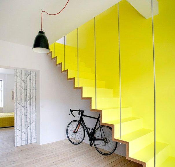 modernistyczne schody