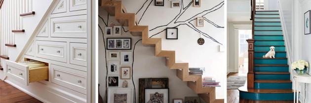 Schody w domu jednorodzinnym – planowanie i inspiracje