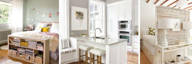 Jak optycznie i praktycznie powiększyć przestrzeń domu lub mieszkania