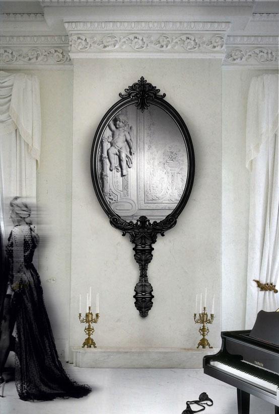 Duże lustro