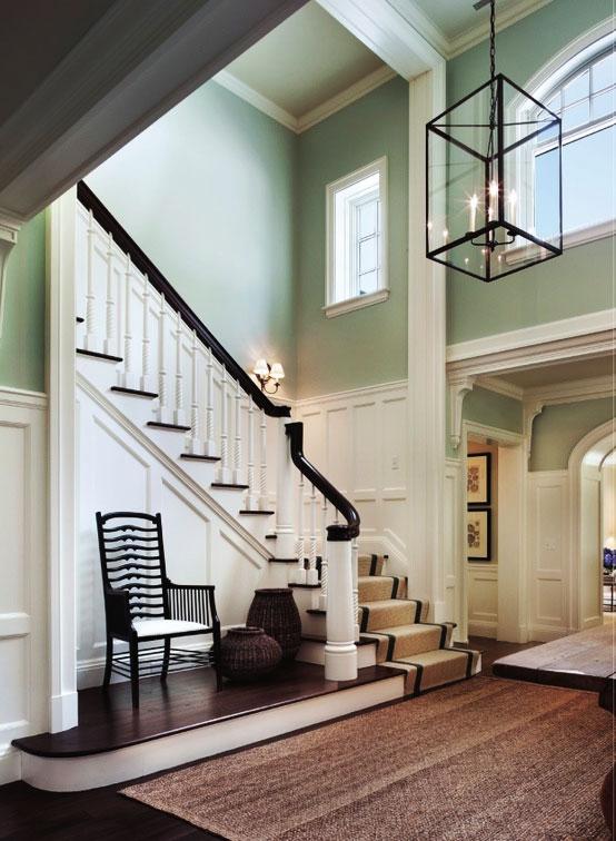 Wykorzystanie wąskiej przestrzeni przeznaczonej na schody